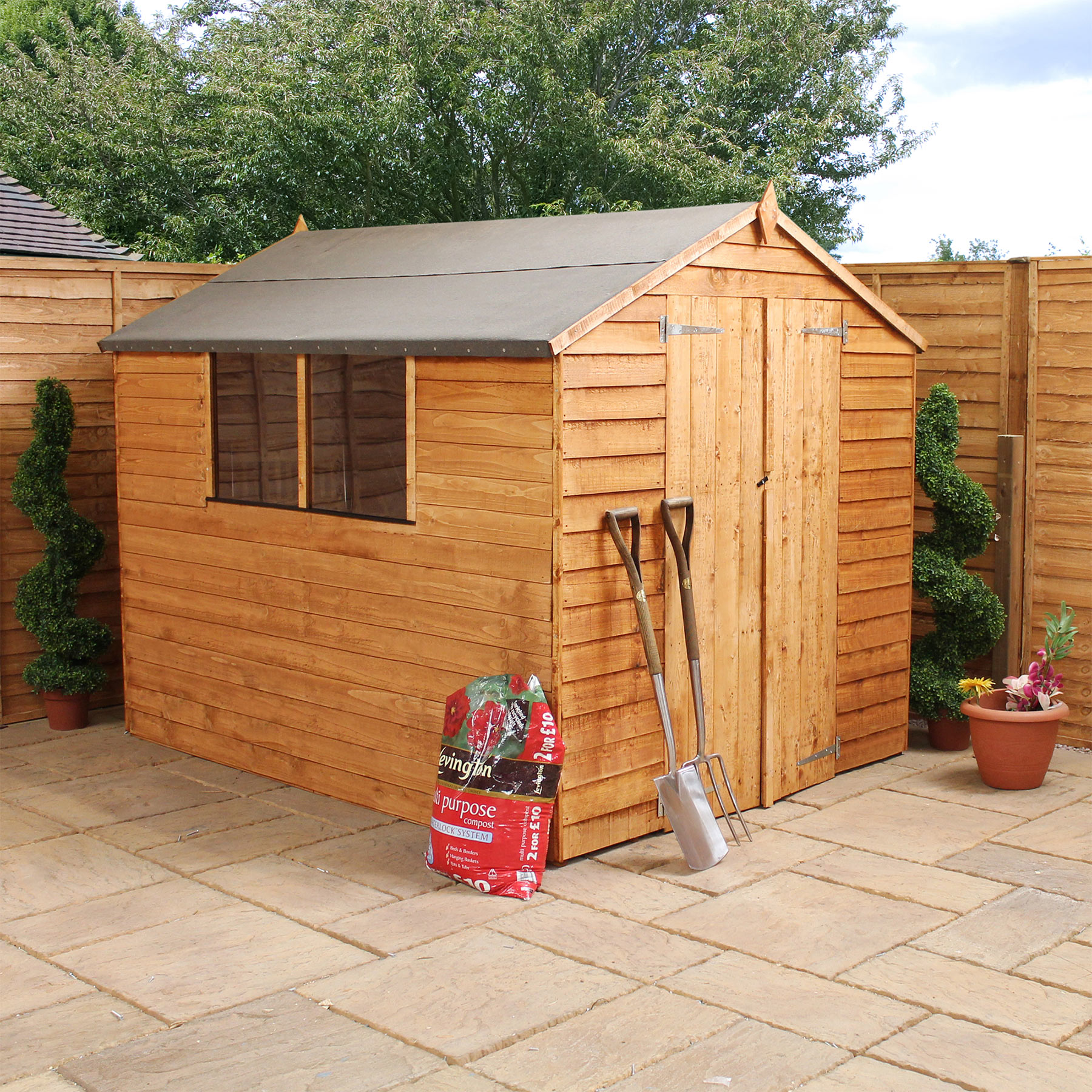 Timber Sheds Devon