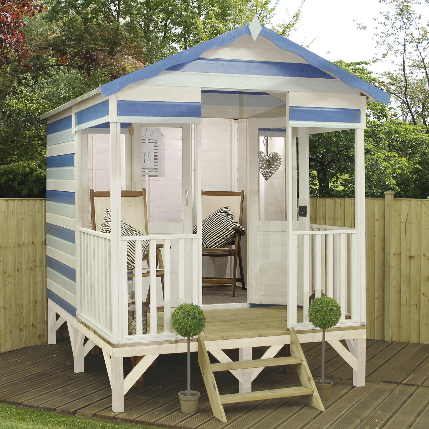 Dens and Garden Rooms Devon